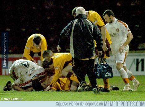 530615 - Futbolistas que nos dejaron cuando estaban en activo. Homenaje a todos ellos. DEP