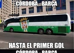 Enlace a Resumen del Córdoba - Barça