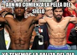 Enlace a ¿Mayweather - Pacquiao? Por favor...