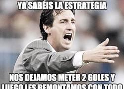 Enlace a Emery el estratega