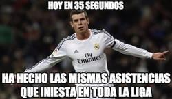 Enlace a Bale en 35 segundos