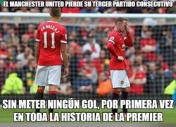 Enlace a Moyes preocupado por los récords de Van Gaal en el Manchester United