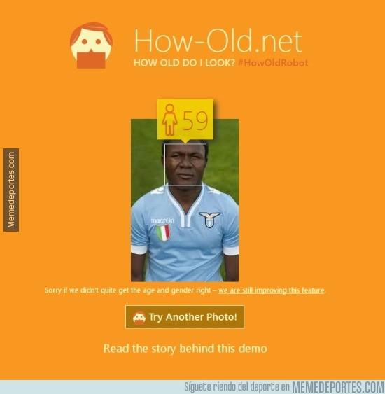 532031 - A Microsoft no le toman el pelo: su aplicación How-Old desvela que Minala tiene 59 años