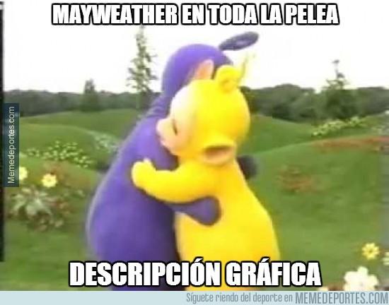 532406 - La pelea de Mayweather