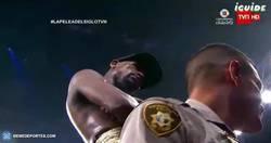 Enlace a GIF: Así celebró Mayweather su victoria del WBC sobre Pacquiao