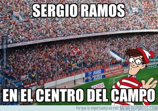 535854 - Descripción gráfica de Ramos frente a la Juventus