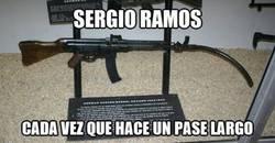 Enlace a Sergio Ramos esta noche