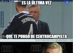 Enlace a Vaya dilema tiene Ancelotti en el medio campo