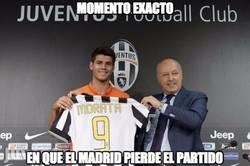 Enlace a En Madrid ya se están preguntando por Morata