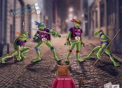 Enlace a Pep Guardiola contra el monstruo que él mismo creó