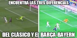Enlace a Encuentra las diferencias entre Casillas y Neuer