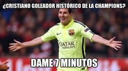 Enlace a Doblete de Messi para seguir haciendo historia