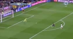 Enlace a GIF: Y ésta ha sido la guinda de Neymar ¿Eliminatoria liquidada?