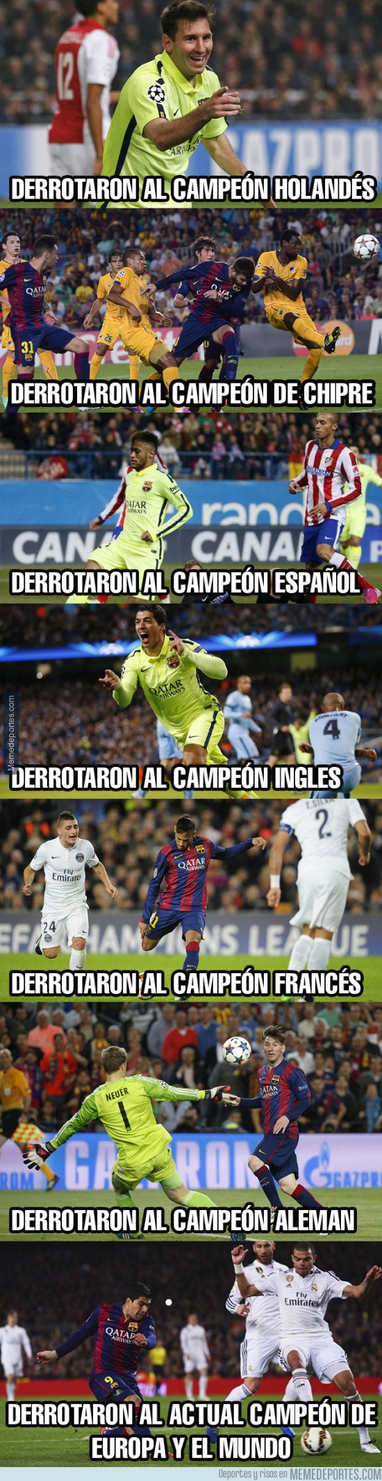 538493 - El Barça esta temporada, admirable