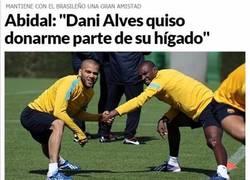 Enlace a No todo lo de Dani Alves es malo