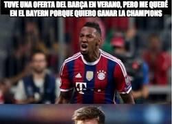 Enlace a Y es por esto que Messi ridiculizó a Boateng