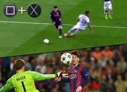 Enlace a Te enseñamos a ser Messi en dos pasos en el PRO