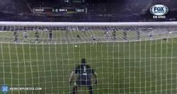 Enlace a GIF: Carlos Sánchez le da la victoria a River en el súperclásico en Copa Libertadores