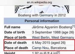 Enlace a Mientras tanto... en la Wikipedia