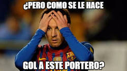 Enlace a Messi está desesperado con Rulli