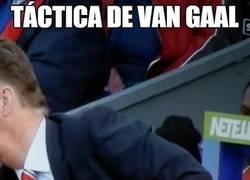 Enlace a La táctica de Van Gaal al descubierto