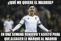 Enlace a Zas en toda la boca de Gayà al Real Madrid
