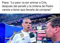 Enlace a El Madrid tiene que animar a Cristiano