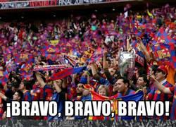 Enlace a La afición del Madrid es especial