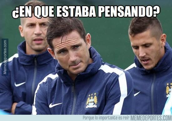 543564 - Lampard, te retiraste del Chelsea antes de tiempo