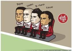 Enlace a El futuro de Depay en el Manchester United