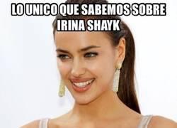 Enlace a La predilección de Irina Shayk por los actores