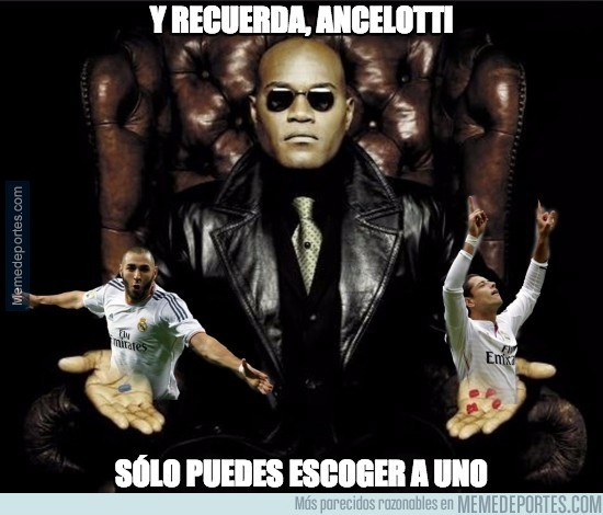 544638 - ¿Qué hará mañana Ancelotti?