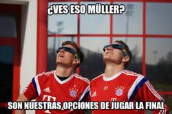 Enlace a El Bayern ve cómo se alejan sus opciones de remontada