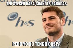 Enlace a Casillas pasa de comparaciones. Él lo tiene claro