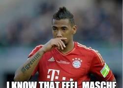 Enlace a Boateng entiende a Mascherano en el gol de Lewandowski
