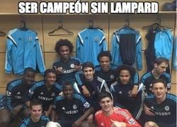 Enlace a Ser campeón sin Lampard no es lo mismo