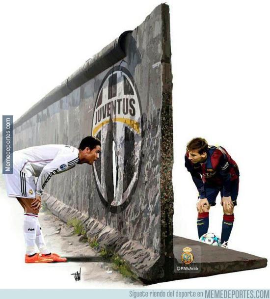 546077 - El muro que nos separa de la final soñada