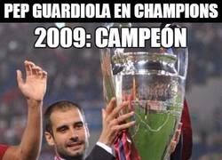 Enlace a Si no la gana él, Guardiola le da buena suerte a sus verdugos en Champions