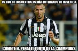 Enlace a Bad luck Chiellini
