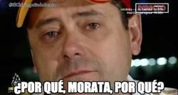 Enlace a ¿Por qué, Morata, por qué?