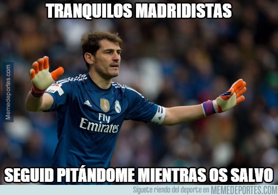 546971 - Casillas salvando al Real Madrid