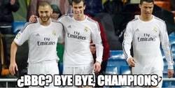 Enlace a ¿BBC? Bye Bye Champions
