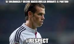 Enlace a Bale ha empezado la huelga antes de tiempo