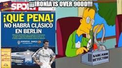 Enlace a El Sport y su toque humorístico