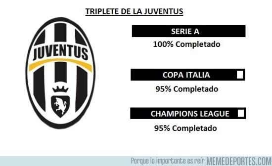 548793 - Ojo que el triplete de la Juventus está muy cerca