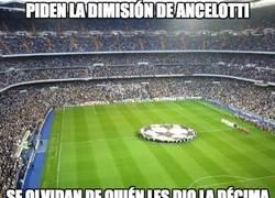Enlace a Piden la dimisión de Ancelotti