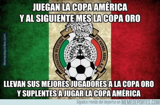 550383 - La lógica de la Selección de México