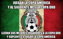 Enlace a La lógica de la Selección de México