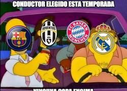 Enlace a El Real Madrid, el conductor elegido esta temporada