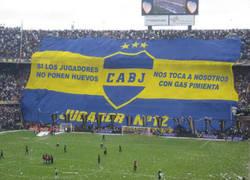 Enlace a Estos son los fans de Boca Juniors